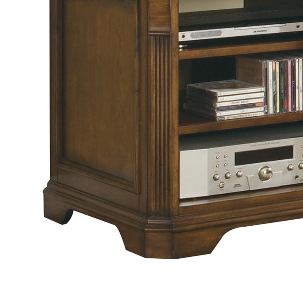 "Hooker Furniture Brookhaven 64"" TV Console in Cherry, , large"