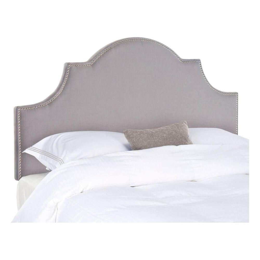 Safavieh Hallmar Full Headboard in Light Grey, , large