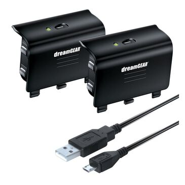 Dreamgear Charge Kit for Xbox One, , large