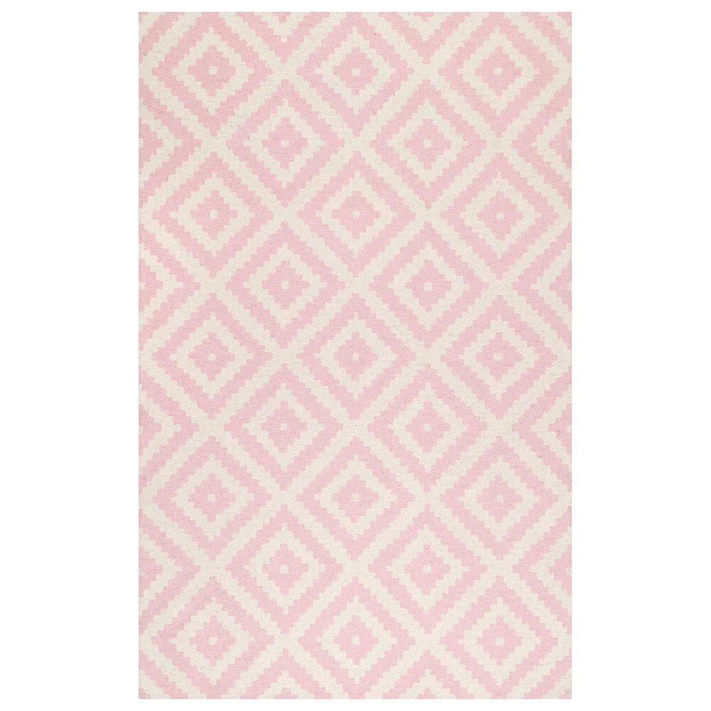 nuLOOM Harmony MTVS174F 5' x 8' Light Pink Area Rug, , large
