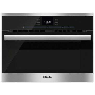 """Miele 24"""" Speed Oven in Black and Stainless Steel, , large"""