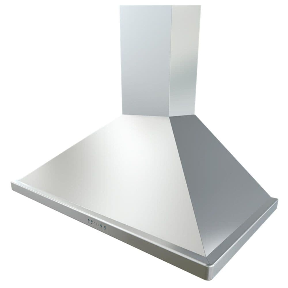 Berkshire Custom Hood Series 30 Inch Wall Hood in Stainless Steel, , large