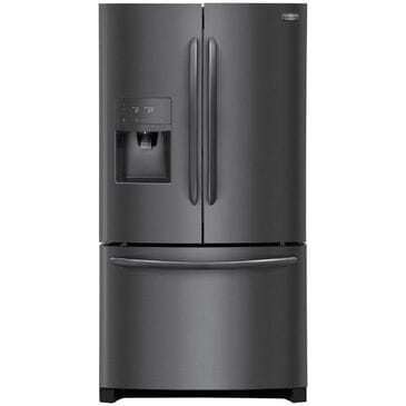 Frigidaire Gallery 26.8 Cu. Ft. French Door Refrigerator in Black Stainless Steel , , large