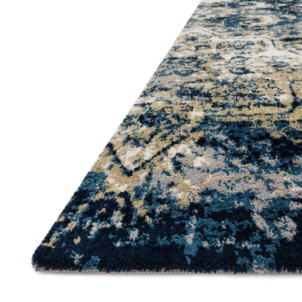 "Loloi Torrance TC-04 2'7"" x 8' Navy/Ivory Runner, , large"