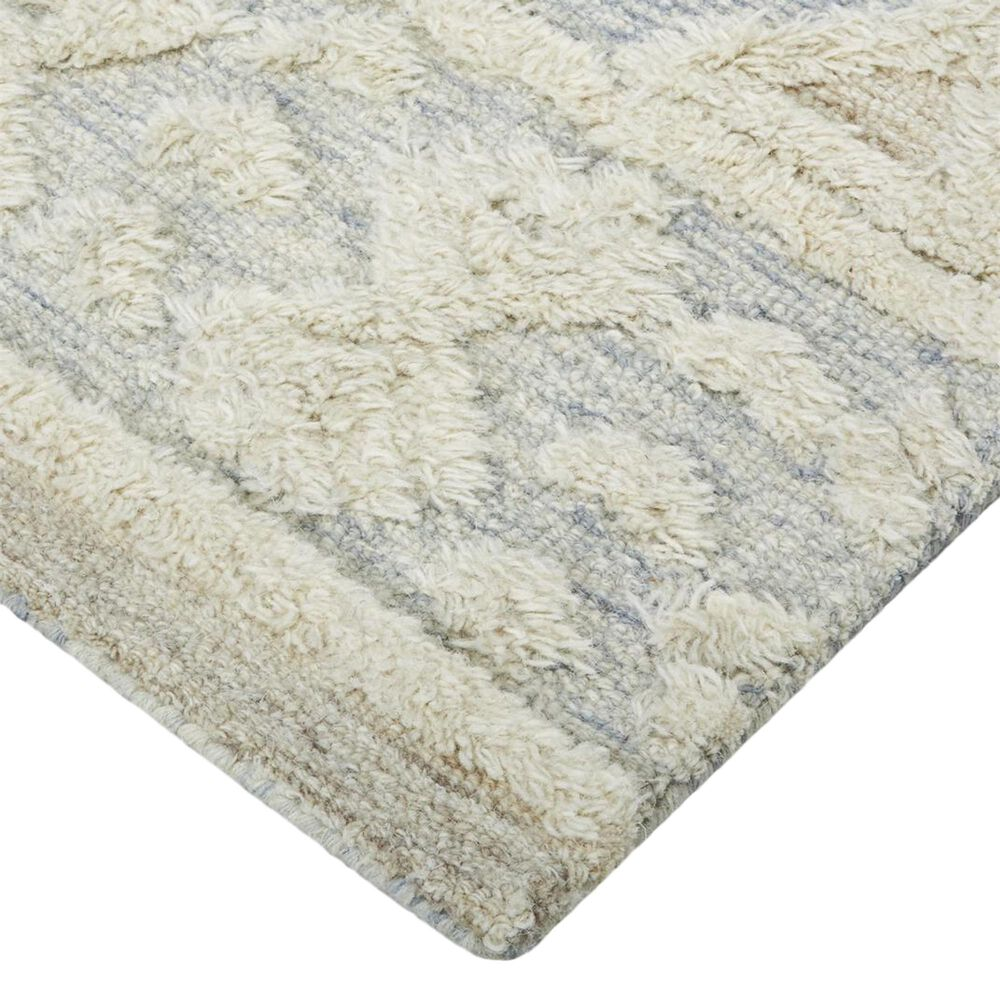 Feizy Rugs Anica 8005F 9' x 12' Blue Area Rug, , large