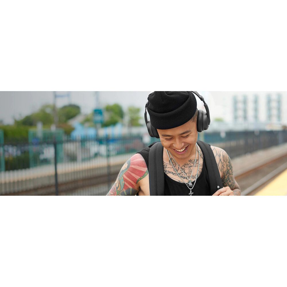 Skullcandy Cassette Wireless On Ear Headphone in Black, , large