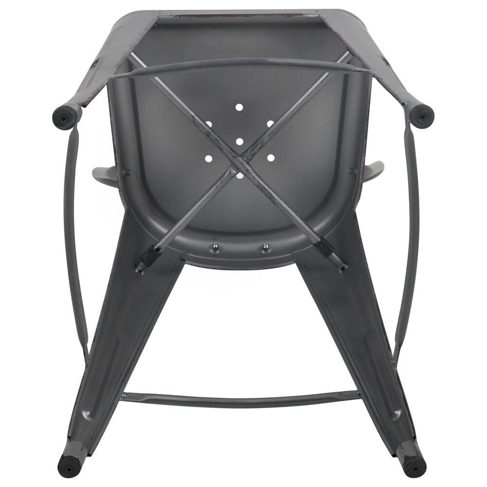 "Flash Furniture 30"" Barstool in Gray, , large"