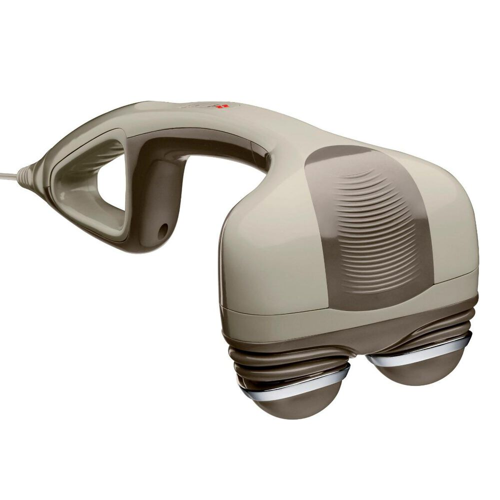 Homedics Percussion Action Handheld Massager, , large