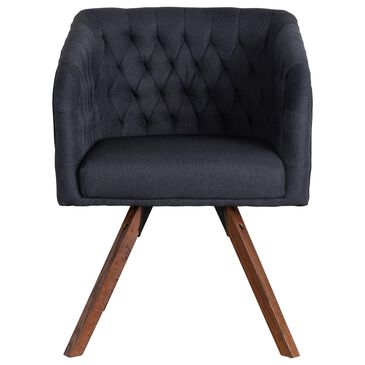 Regal Co. Accent Chair in Blue Indigo, , large