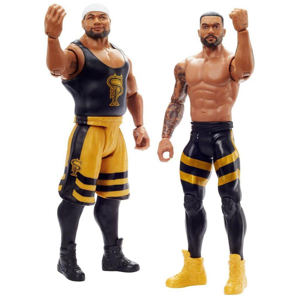 WWE Championship Showdown Angelo Dawkins Vs. Montez Ford, , large