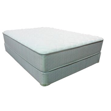 Omaha Bedding Imperial Firm Queen Mattress with High Profile Box Spring, , large