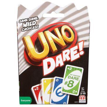 Mattel Uno Dare Card Game, , large
