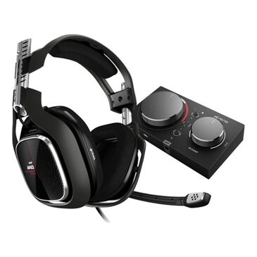 Astro A40 TR Wired Stereo Gaming Headset PC and Xbox One with MixAmp Pro TR Controller, , large