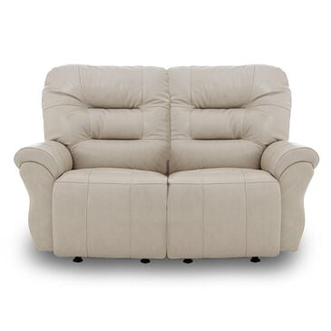 Best Home Furnishings Unity Casual Reclining Loveseat in Sand, , large