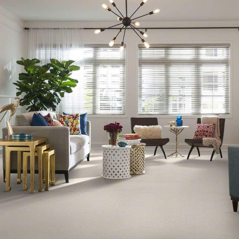 Shaw Smart Thinking Carpet in Crisp Linen, , large