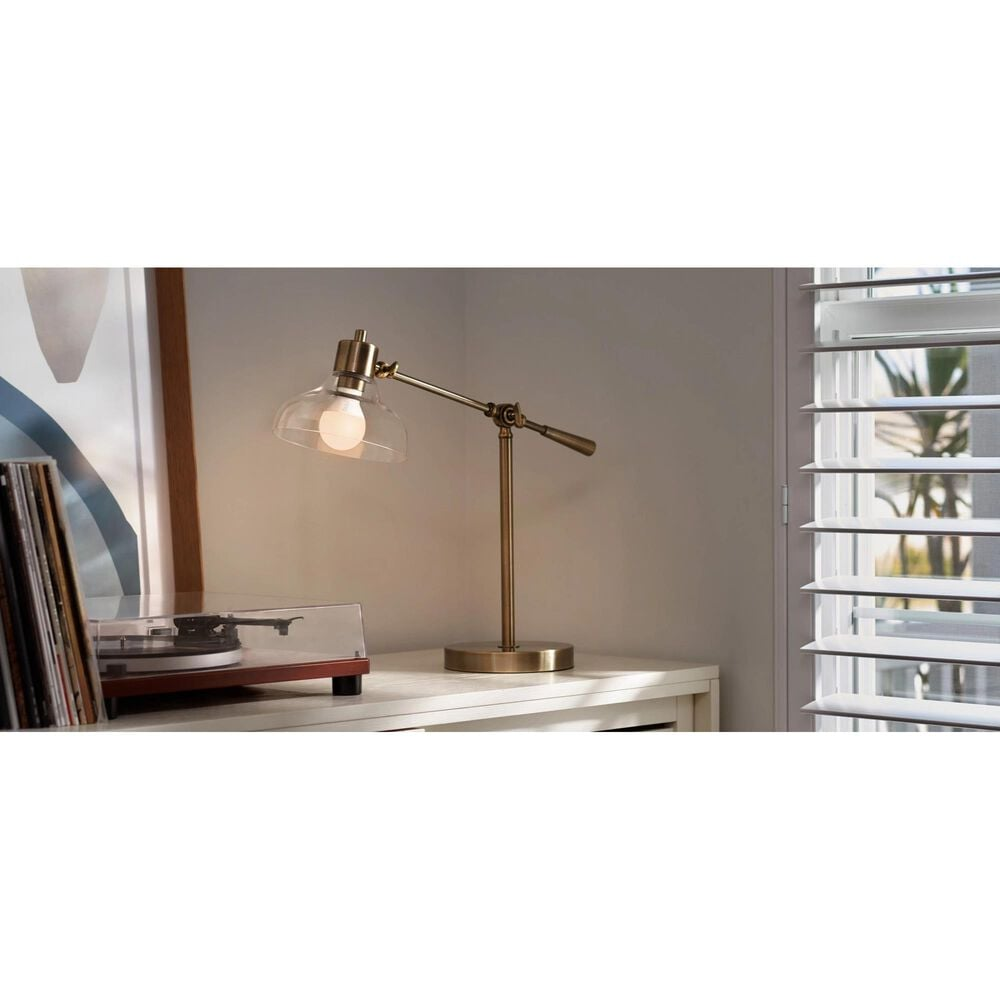 Ring Smart Lighting A19 Bulb in White, , large