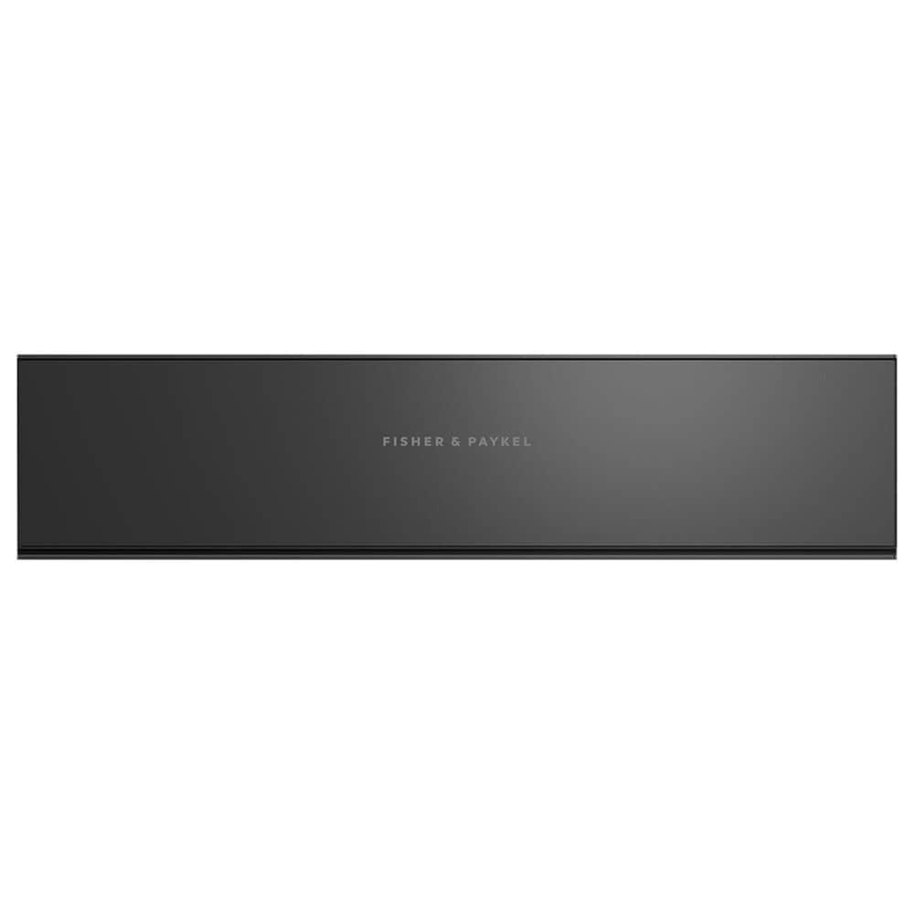 """Fisher and Paykel 24"""" Vacuum Seal Drawer in Black, , large"""