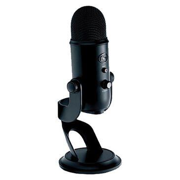 Blue Yeti USB Microphone in Black, , large