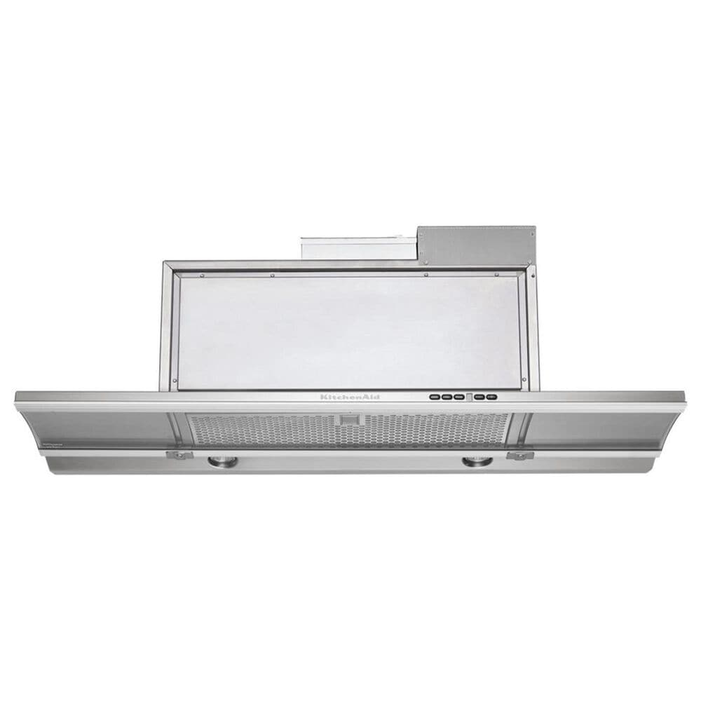 """KitchenAid 36"""" Slide-Out Hood Under Cabinet in Stainless Steel , , large"""