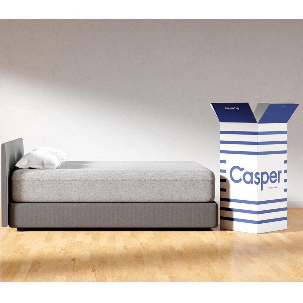 """Casper 13"""" Wave Twin XL Mattress Only, , large"""