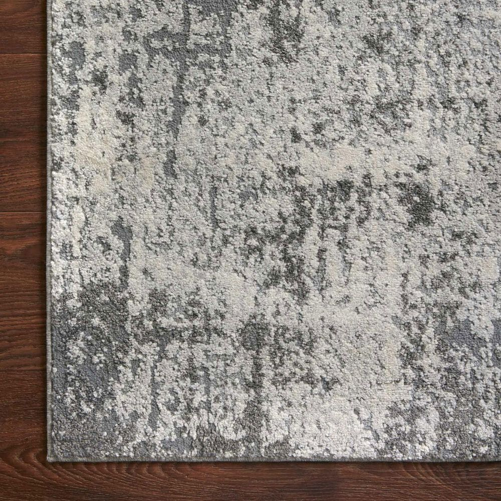 """Loloi II Austen AUS-01 9'3"""" x 13'3"""" Pebble and Charcoal Area Rug, , large"""