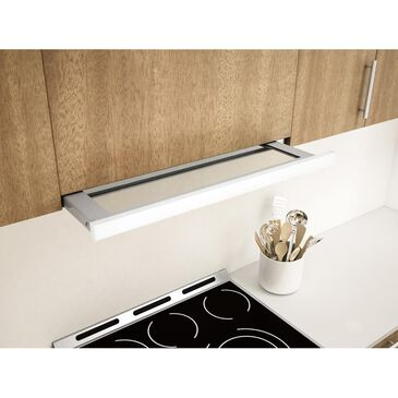 """Zephyr Hood Designer 30"""" Sliding Glass in White, , large"""