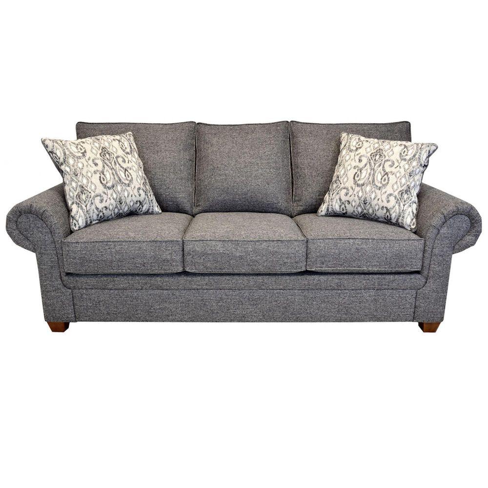 "La Crosse Mansfield Queen Sofa Sleeper with 5"" Innerspring Mattress in Gray, , large"