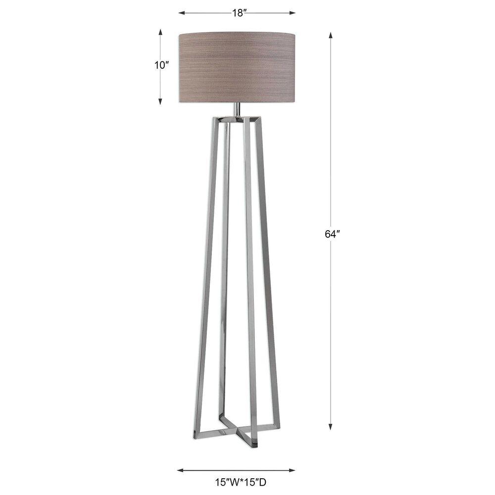 Uttermost Keokee Floor Lamp, , large