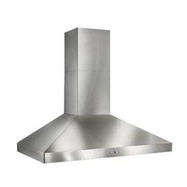 "Best Hoods 42"" Stainless Steel Chimney Range Hood, , large"