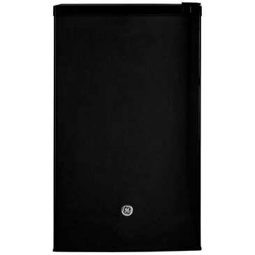 GE Appliances 4.4 Cubic Feet Compact Refrigerator in Black, , large