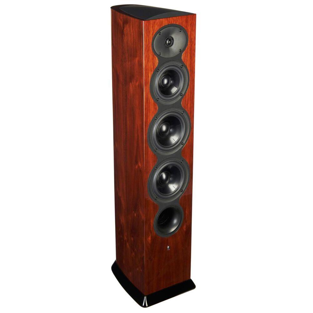 Revel 3-Way Floorstanding Tower Loudspeaker (Each) in Walnut, Brown, large