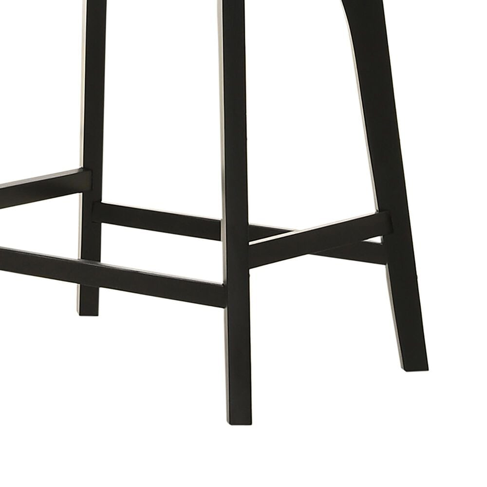 """Carolina Chair and Table Mirabelle 25"""" Counter Stool in Brown/Espresso (Set of 2), , large"""