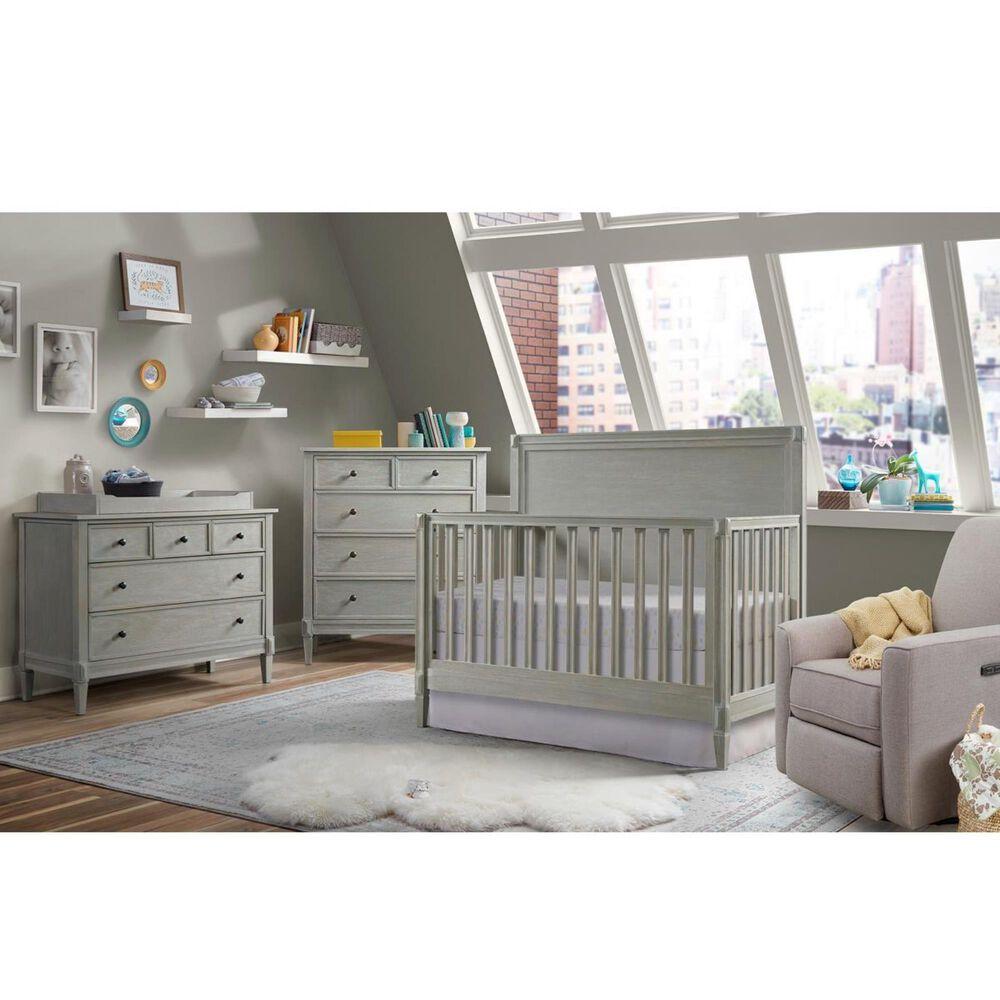 Eastern Shore  Vivian 4-in-1 Convertible Crib in Dawn, , large