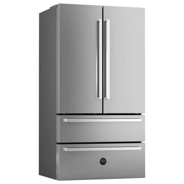 """Bertazzoni 36"""" Professional French Door in Stainless Steel (Handles Sold Separately), , large"""