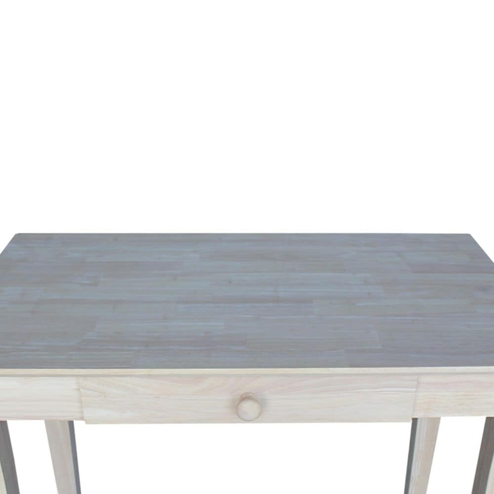 International Concepts Writing Table in Unfinished, , large