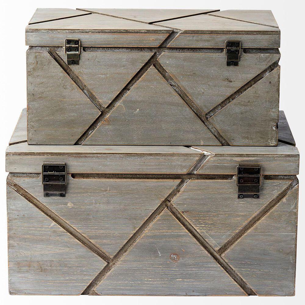 Mercana Niobe Decorative Boxes (Set of 2), , large