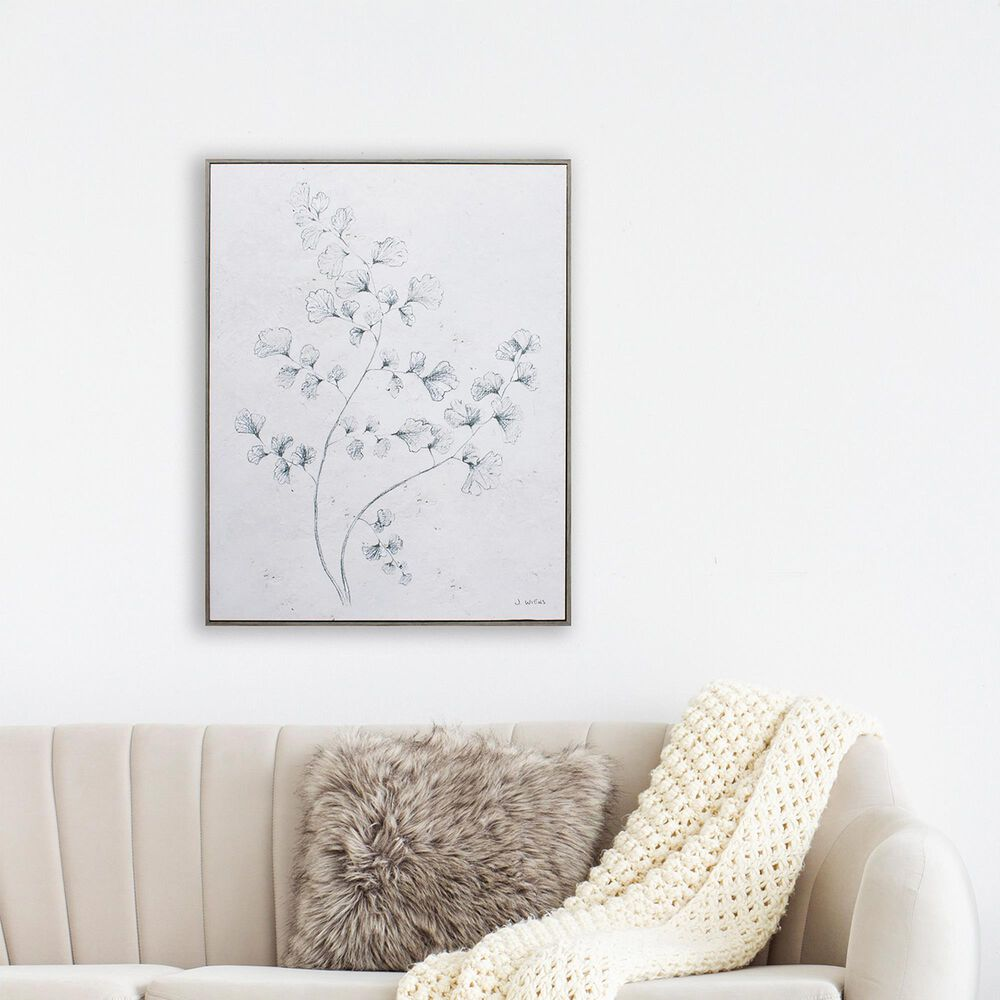 """Propac """"Botanical Sketches II"""" Wall Art in Gray, , large"""