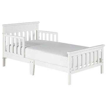 Bivona & Company Newbury Toddler Bed in Snow White, , large