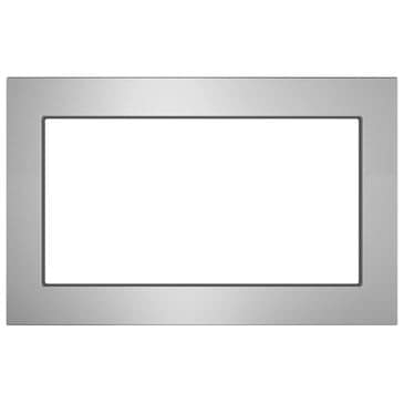 """GE Appliances 27"""" Built-In Trim Kit in Stainless Steel, , large"""