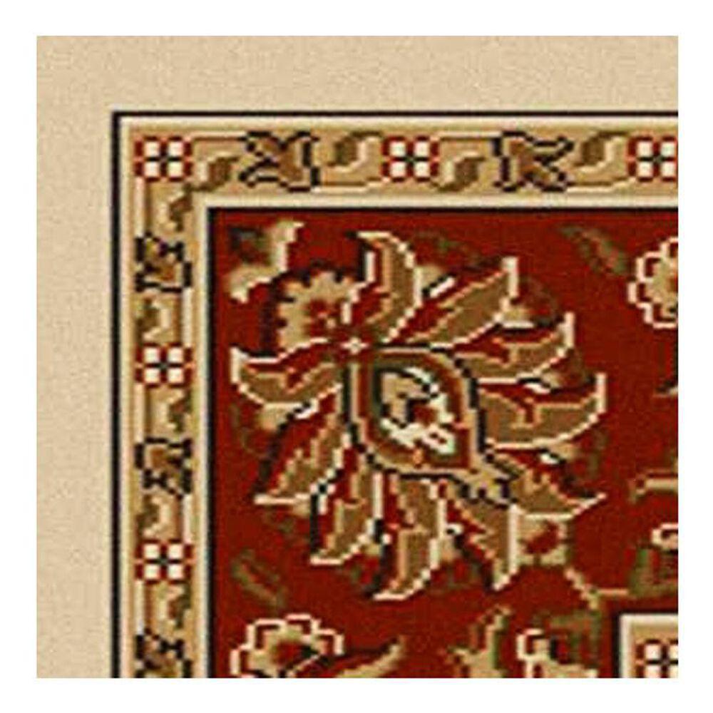 "Radici USA Como 1592 7'9"" x 11' Ivory Area Rug, , large"