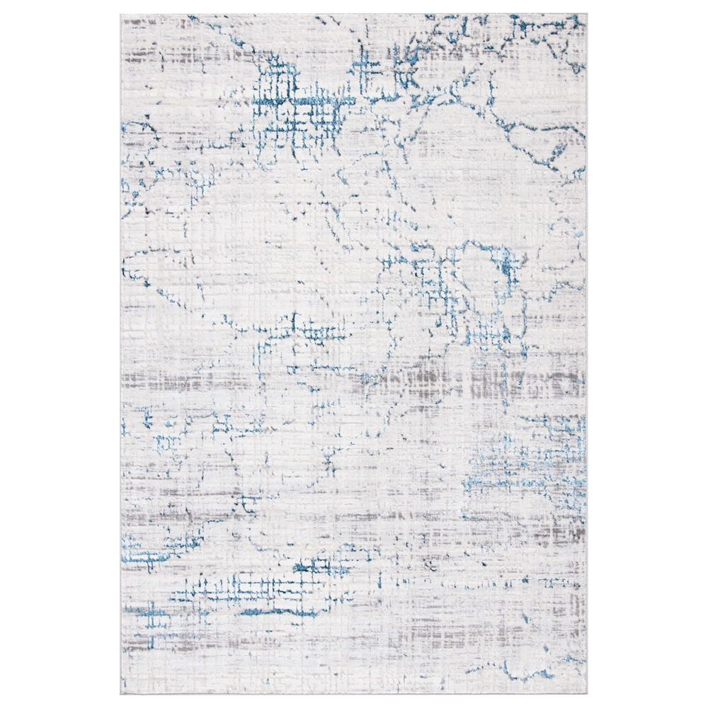 "Safavieh Amelia AMA248 4'5"" x 6'5"" Grey and Blue Area Rug, , large"