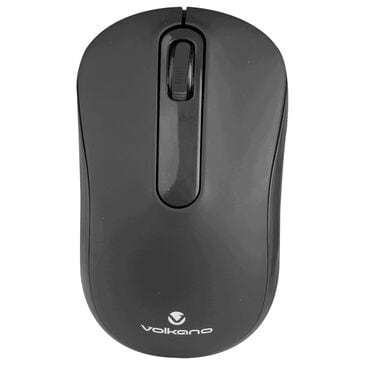 Volkano Vector Vivid Wireless Mouse with 1000 DPI and 2400 FPS in Black, , large