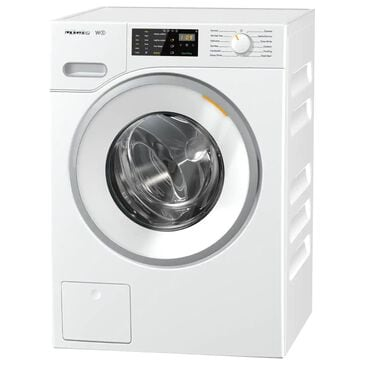 """Miele 24"""" Front Load Washer with HoneyComb Drum in Lotus White, , large"""