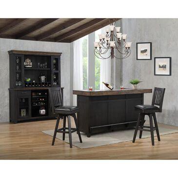 Radius Ashford Home Bar in Black, , large
