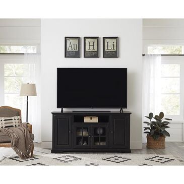 "Tiddal Home Hamilton 64"" Console in Vintage Black, , large"