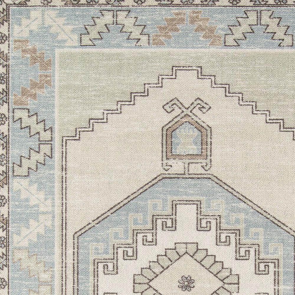 """Momeni Anatolia ANA-2 5'3"""" x 7'6"""" Light Blue Area Rug, , large"""