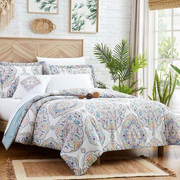 Amrapur Overseas Castell 8-Piece Queen Comforter Set, , large