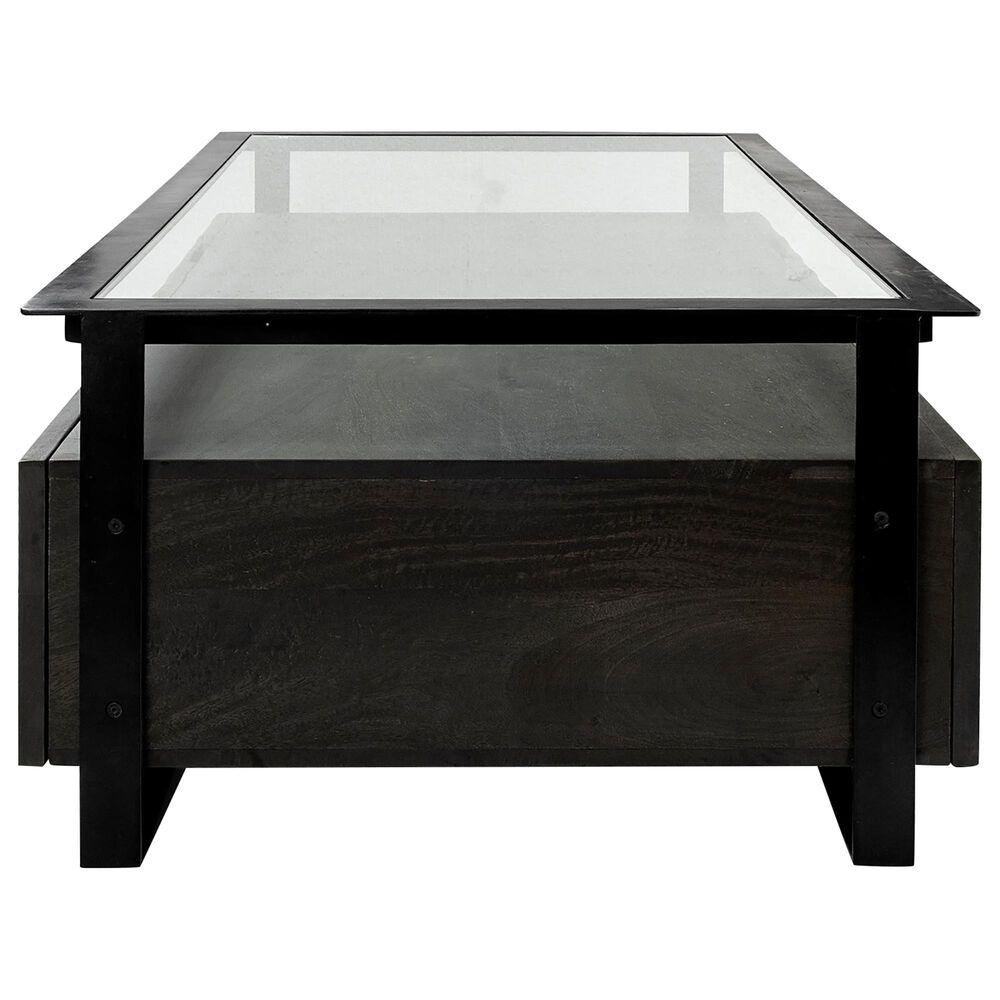 Mercana Vidro I Coffee Table in Dark Brown, , large