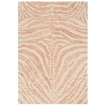 "Loloi Masai MAS-01 3'6"" x 5'6"" Blush and Ivory Area Rug, , large"