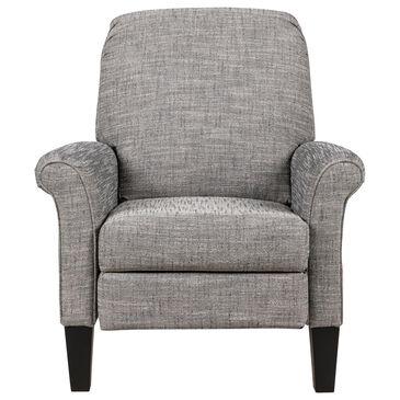 La-Z-Boy Fletcher High Leg Reclining Chair in Charcoal, , large
